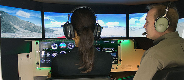 pilot training aviation program