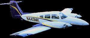 MNSU-Mankato Flight School Plane